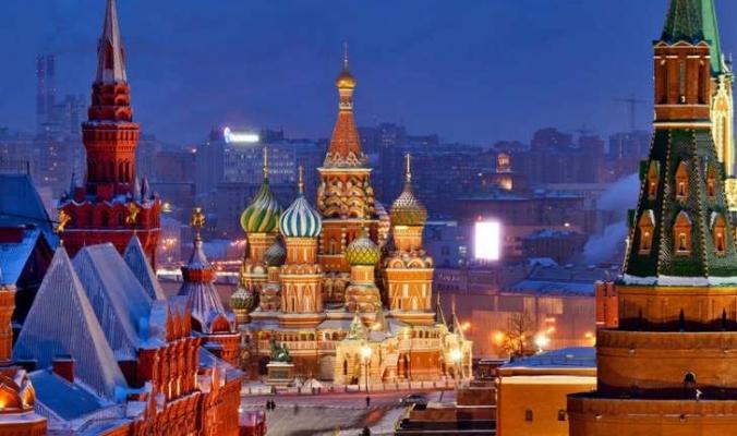 عشر حقائق حول مدينة موسكو
