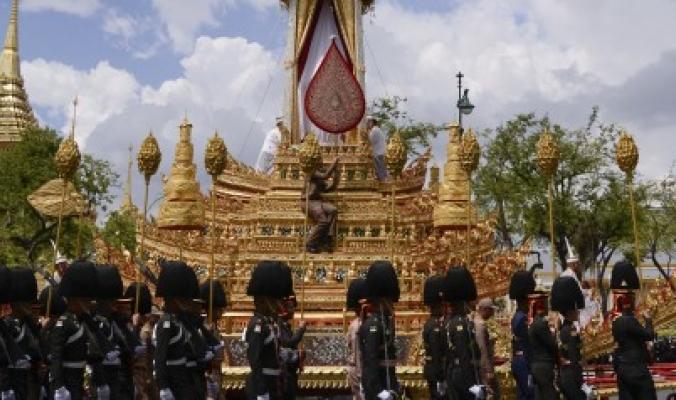 دولة أسيوية تخصص 90 مليون دولار لتشييع جثمان ملكها