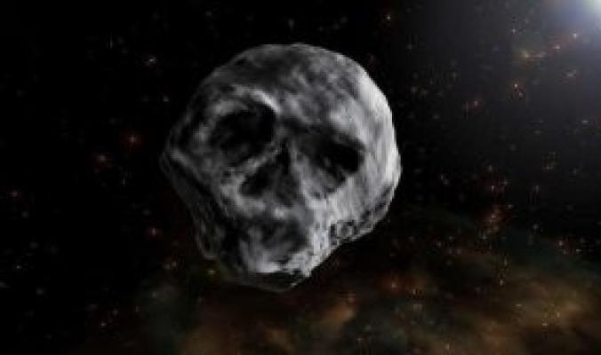 """""""كويكب هالوين"""" الغريب يعود إلينا العام المقبل"""