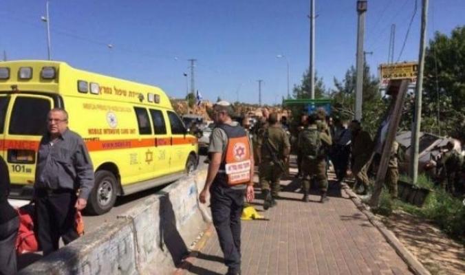 أنباء عن إستشهاد شاب قرب أريئيل وعملية طعن
