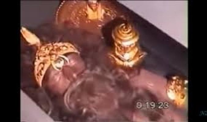 بالفيديو...ساحر إيراني قد يستيقظ من سباته عن عمر يناهز 1000 سنة
