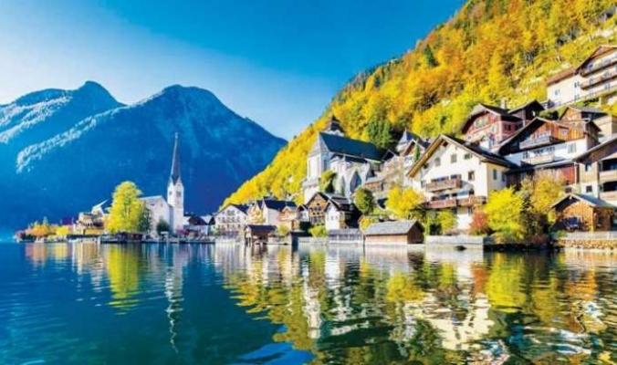 الريف النمساوي... يختصر معنى السفر