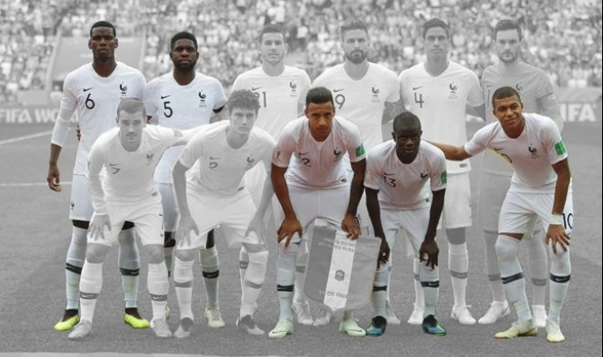 كأس العالم 2018: هل ساهمت الهجرة في نجاح فرنسا وبلجيكا وانجلترا؟