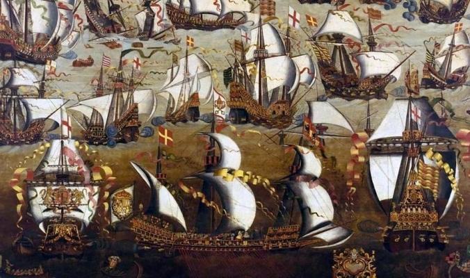 يوم أنقذت عاصفة إنجلترا من الغزو وحولتها لقوة أوروبية