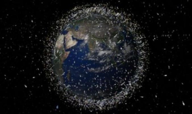 الأرض وما حولها