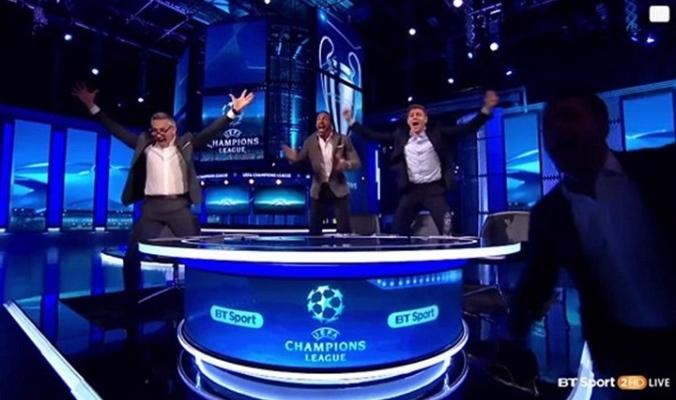 شاهد... كيف كانت ردود فعل أبرز لاعبي إنجلترا على معجزة برشلونة؟