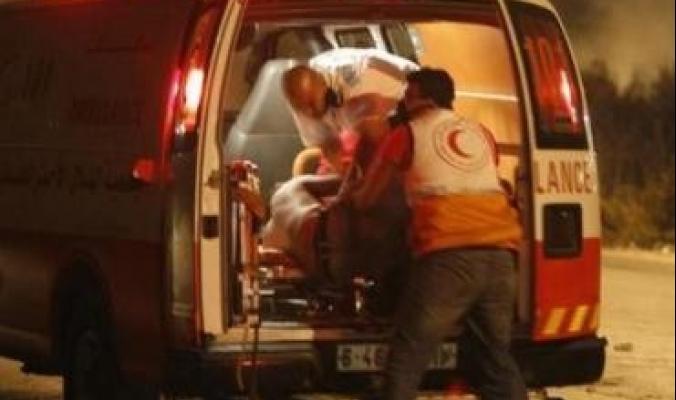 شجار عنيف في نابلس و8 إصابات وحرق منازل نتيجة زجاجات حارقة
