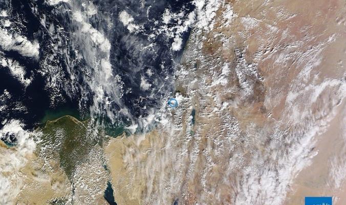 الأقمار الصناعية اليوم | 27/10/2015