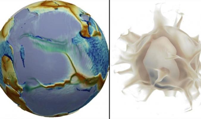 ما الذي يحرك القشرة الأرضية تحت أقدامنا؟