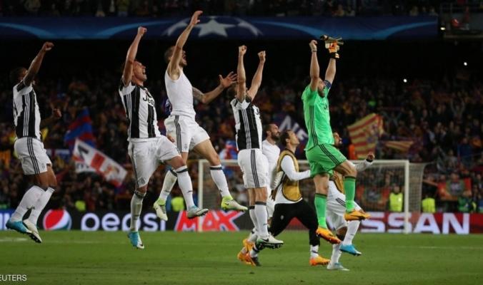 إعلان نتائج قرعة نصف نهائي دوري أبطال أوروبا