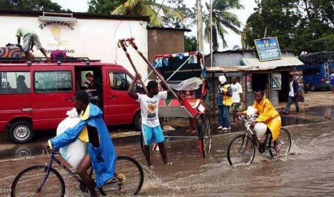 عاصفة مدمرة في مدغشقر تقتل وتشرد الألاف