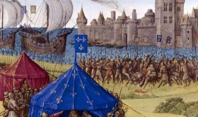 ملك فرنسي توفي بتونس وتقاسم ابنه وشقيقه دفن الجثة!