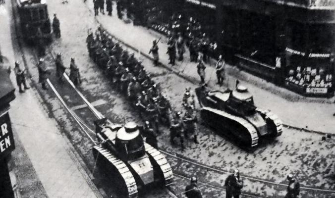 يوم احتلت فرنسا القلب الصناعي لألمانيا.. وتسببت بأزمة