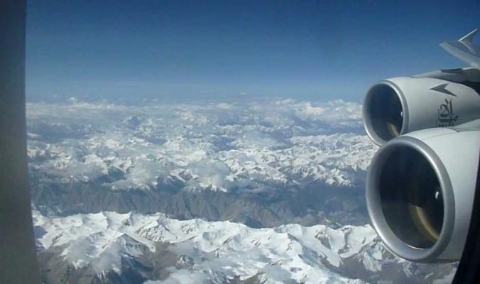 لماذا لا تحلق الطائرات فوق التيبت؟