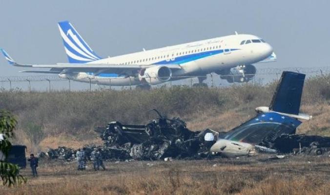 ما هي الكلمات الأخيرة للطيّارين قبل سقوط طائراتهم