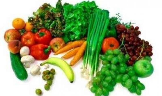 الغذاء الصحي تاج على رؤوس كبار السن
