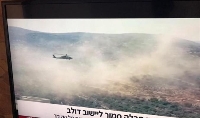 مصرع مجندة اسرائيلية واصابات خطيرة بانفجار عبوة ناسفة قرب رام الله