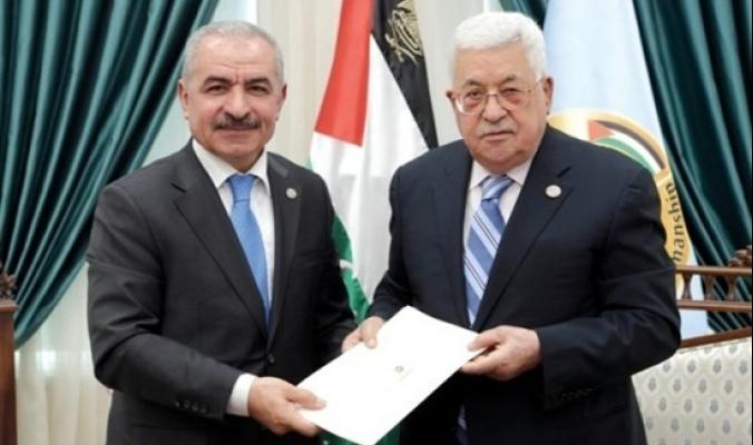 أسماء الوزراء في الحكومة الجديدة للدكتور محمد اشتية