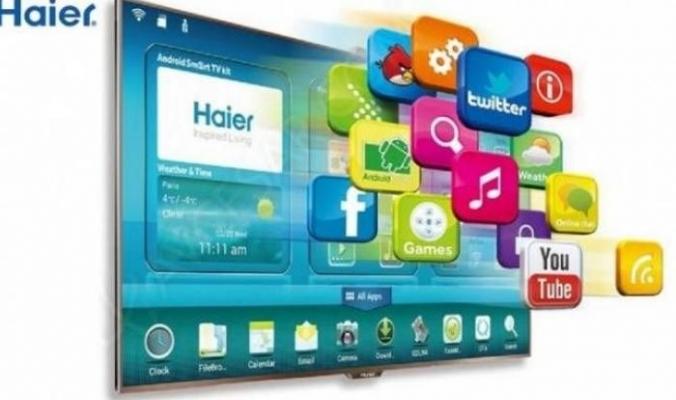 """""""تلفزيونات هاير الذكية بنظام Android حاصلة على شهادة استحقاق جوجل"""""""