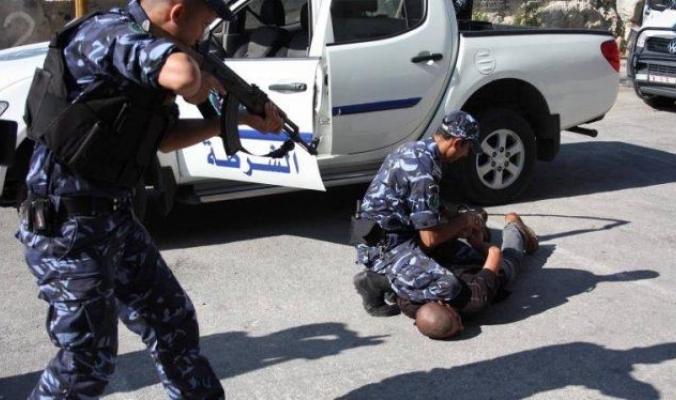 القبض على المطلوب الاول للاجهزة الامنية في نابلس
