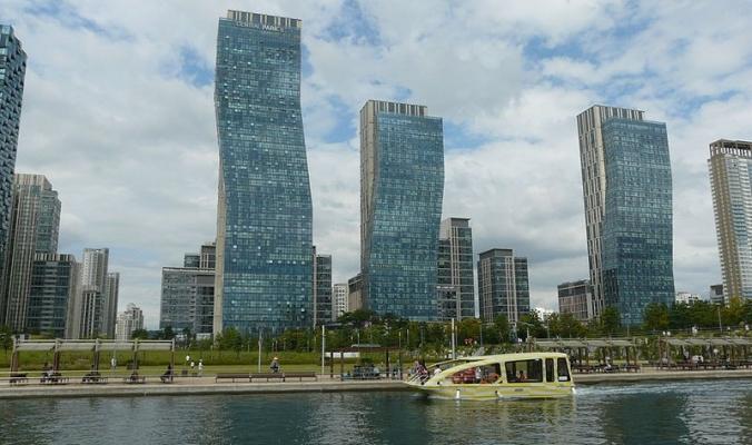 أكبر 5 مشاريع بُنية تحتية تم تشيدها في العالم