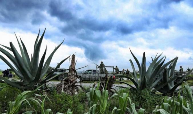 """""""أغرب آلة"""" تهريب مخدرات في العالم مكسيكية"""
