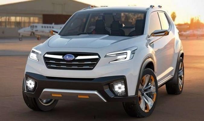 """إعلان موعد إطلاق الجيل الجديد من """"Subaru Forester"""""""