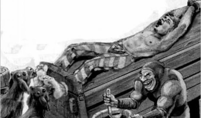 أغرب التعذيب قديما الدغدغة