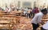 شاهد.. الصور الأولية لانفجار بكنيسة في عاصمة سريلانكا