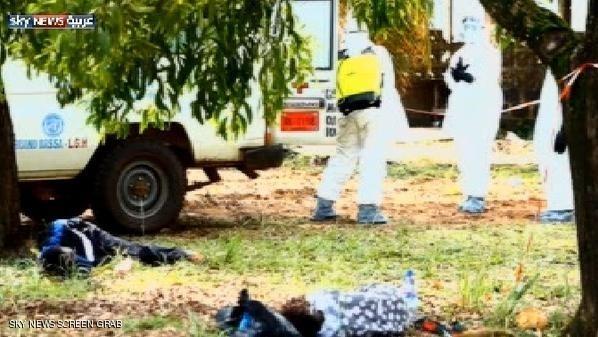 """تحذير من انتشار """"هائل"""" لإيبولا"""