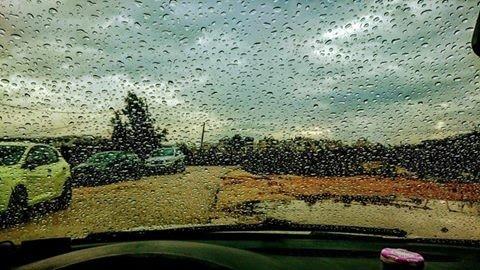 تقلبات جوية نادرة مطلع الاسبوع القادم وأمطار متوقعة بمشيئة الله