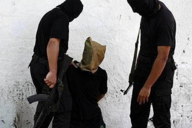 غزة: القبض على تاجر مخدرات فار و محكوم بالإعدام