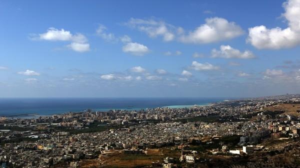 """لبنان.. تحطم زجاج أبنية مع تحليق """"إسرائيلي"""" كثيف في صيدا"""