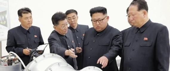"""يمكنها قتل 90% من الأميركيين .. """"النبض المغناطيسي"""" أخطر قنابل كوريا الشمالية"""