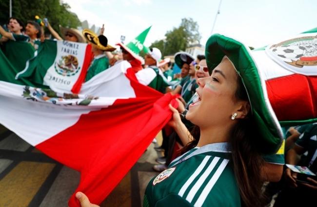 تسجيل هزة أرضية في المكسيك جراء هدف لوزانو في مرمى ألمانيا