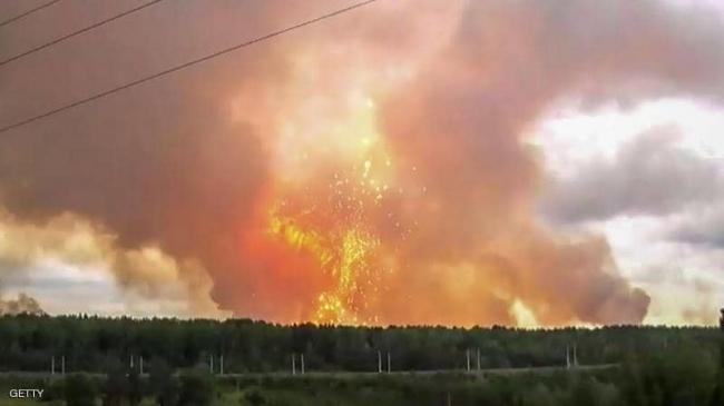 """""""كارثة نووية"""" تلوح في الأفق.. وروسيا تعلن مستويات الإشعاع"""