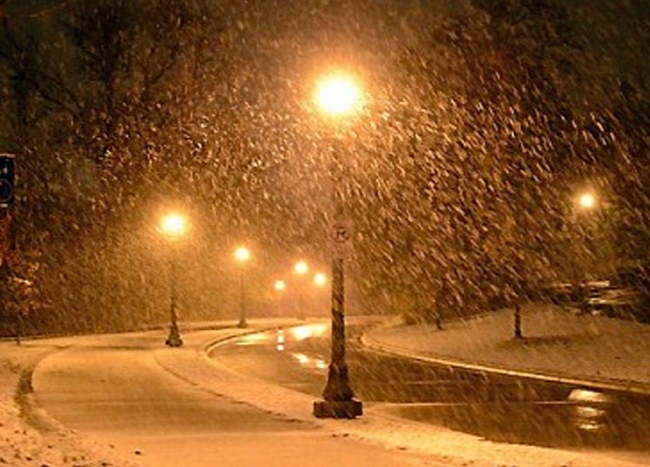 امطار غزيرة ورياح شديدة وبرد وثلوج عصر ومساء اليوم بمشيئة الله