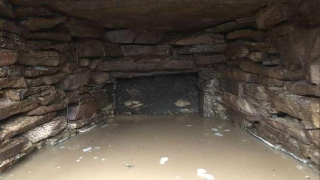 """العثور على """"ثلاجة"""" من العصر الحديدي في اسكتلندا!"""