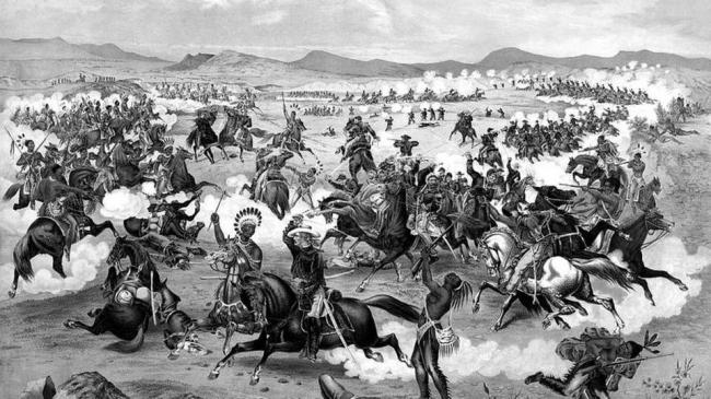 بقرة تسببت بحرب دامية في أميركا خلال القرن 19