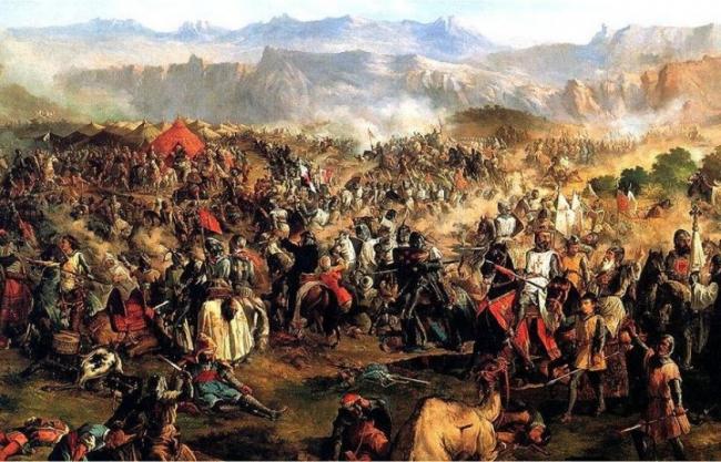 ذهبت والدة وزوجة ملك إسبانيا لاسترضاء سلطان المسلمين.. معركة الأرك الفاصلة في الأندلس