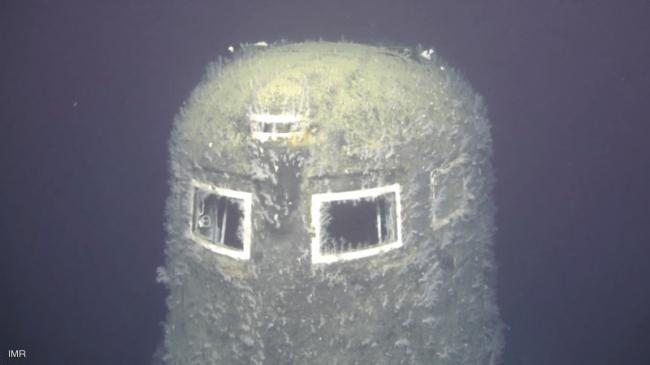 """رصد مستوى """"هائل"""" من الإشعاعات من غواصة نووية غارقة"""