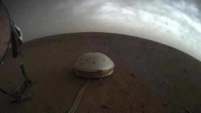 استمع للزلزال وهو يهز المريخ.. كاشف حساس جداً يرصد