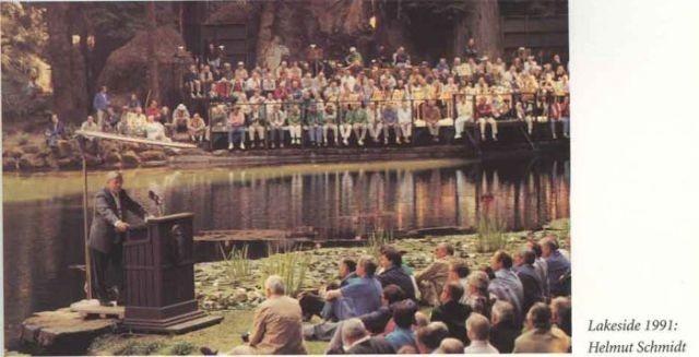 """أسرار «البستان البوهيمي»، المكان الذي يقصده قادة العالم والأشخاص النافذون من أجل التصرف بطيش و""""التخطيط لمستقبل العالم"""""""