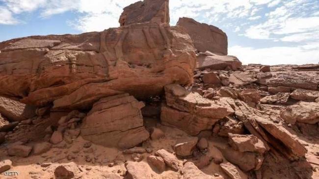 عظم بشري قديم في السعودية يكشف هجرات الإنسان القديم