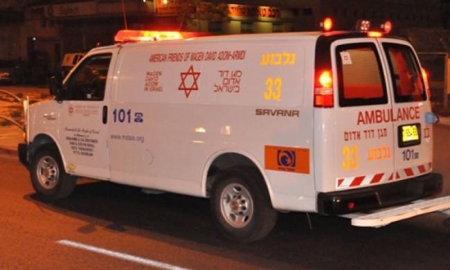 خمسة جرحى واربعة في حالة الخطر في إطلاق نار قرب مجدو