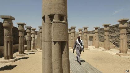 العثور على اهرامات مصرية مفقودة عبر صور الاقمار الاصطناعية
