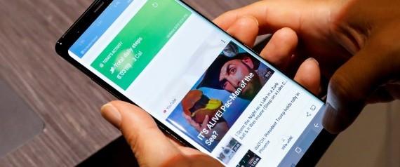 """رغم أزمة """"البطاريات المنفجرة"""" العام الماضي.. سامسونغ: غلاكسي نوت 8 الهاتف الأكثر طلباً على الإطلاق"""
