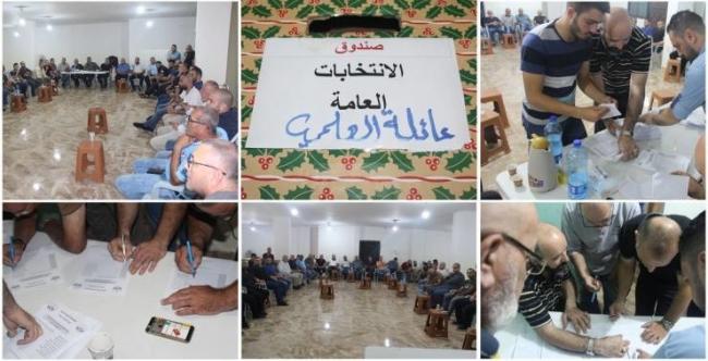 """"""" عائلة العلمي تُجري الانتخابات السنوية لرابطة العائلة في القدس"""""""