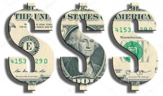 ما أصل علامة الدولار الأمريكي $ ؟؟؟؟