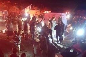 حادث سير مروع في الخليل ومصرع مواطنين واصابات حرجة للغاية